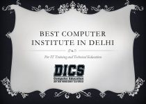 Best Computer Institute in Delhi