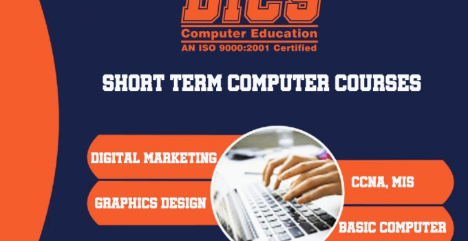 Short term computer courses