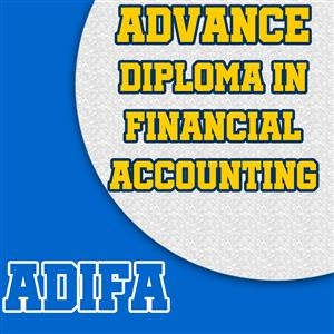 Advance Diploma in Financial Accounting