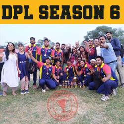 DICS Premier League Season 6